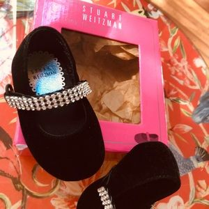 My first Stuart Weitzman's ballet shoes